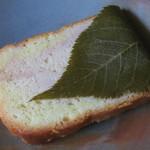 ときがわ菓子工房MOG - 料理写真:桜ケーキ