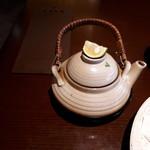 甚伍朗 - 土瓶蒸し