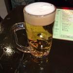 76347801 - 得々セットの生ビール