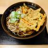 おか田 - 料理写真:かき揚げそば
