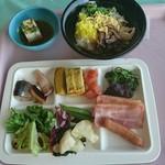 シーサイドホテル屋久島 - 朝食バイキング
