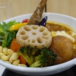 Rojiura Curry SAMURAI. -