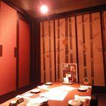 隠れ菴 忍家 - 個室
