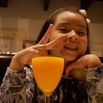 アンプティトゥール - オレンジジュース