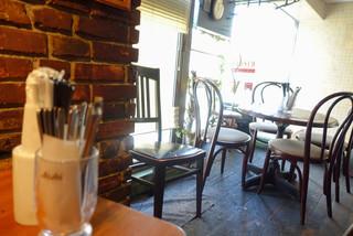 Cafe Bar レフティ - 店内