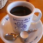 コメダ珈琲店 - ドリンク写真:ブレンドコーヒー420円