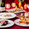 ザ・ガーデンテラス - 料理写真:クリスマスディナー15000円コース