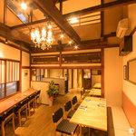 Cucina NUMMA - 内観写真: