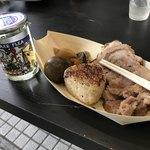 米汁菜 - おむすびセットプラスA