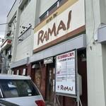 ラマイ - 店舗前駐車場ございます。