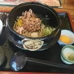 麺処うどんちゃん - 料理写真:納豆そば