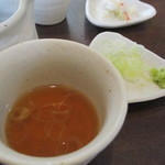 蕎麦おがわ - 蕎麦湯は釜湯 さらさら