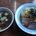 76363747 - つけ麺(中盛り)