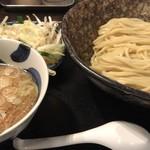 三ツ矢堂製麺 - たっぷり野菜つけ麺 ¥920-