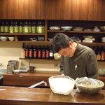旬菜 喜いち - GK 川島似のマスター