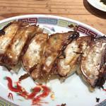 ラー麺 ずんどう屋 - 餃子