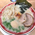 ラー麺 ずんどう屋 - とんこつLIGHT屋台味