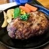 風樹 - 料理写真:佐賀牛ハンバーグ(肥前さくらポークと富士町産米入り)定食/1,350円