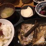 魚日和 - 鯛のあら煮