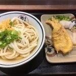 さぬき麺市場 - 料理写真:今日の早飯10時過ぎ