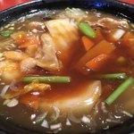 中国料理 菜心 - 五目湯麺
