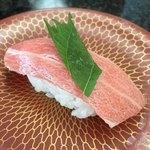 おんまく寿司 - 料理写真:かまトロ