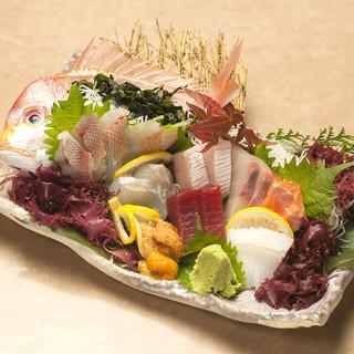 産地直送の新鮮な地魚をご堪能ください★