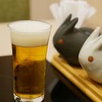 Ginzaougiya - ランチミニビール