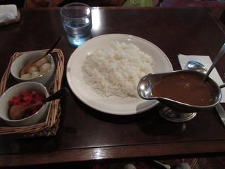 望雁 - カレー紅茶セット