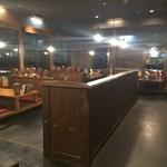 ばりきや - 『八番山 ばりきや FC伊勢崎店』店舗内観「お座敷席」