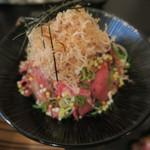 佰食屋肉寿司専科 - 肉茶漬け