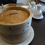 中国料理 かなめ - 点心は蒸籠で出てきます