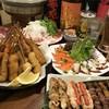 夢屋 - 料理写真:忘新年会コース例