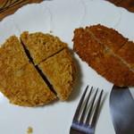 葉山旭屋牛肉店 - 料理写真:葉山メンチカツとコロッケ