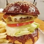 ハングリー ヘブン - ハングリーヘブンバーガー/チーズ