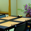 Kyoutokeburikawa - 料理写真:宴会場