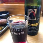 きないや - 赤ワイン