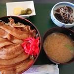 和風レストラン 味求 - 料理写真:すみた丼