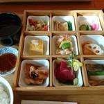 京ぜん - 華京膳 1,800円