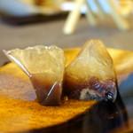 和心亭 豊月 - オリジナル菓子、石たたみ