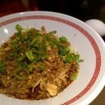 らあめん 広 - 汁なしタンタン麺(普通)@860円