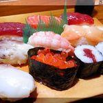 うれしの - 上寿司