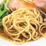 魁花 - 麺