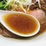 魁花 - スープ