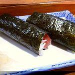 うれしの - セットの手巻き寿司