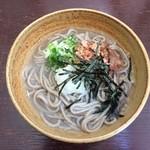 松本蕎麦店 -