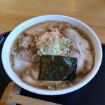 鷹乃巣 - 料理写真:チャーシュー麺