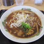 青空 - 料理写真:支那そば(小)500円