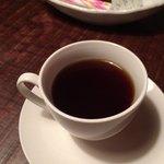 76390726 - サービスのコーヒー(声かけしてくださいね。)