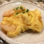 野田焼売店 - えび卵炒め